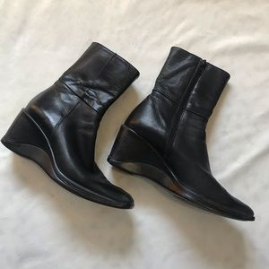 Arnold Churgin | Leather Boots